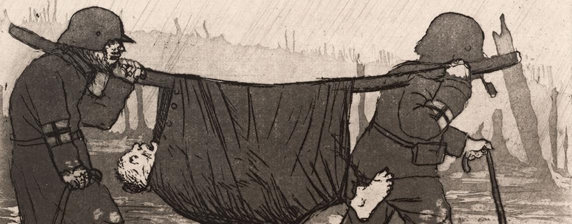 """A Tanger, exposition """"OTTO DIX. Gravures des années 1920"""""""