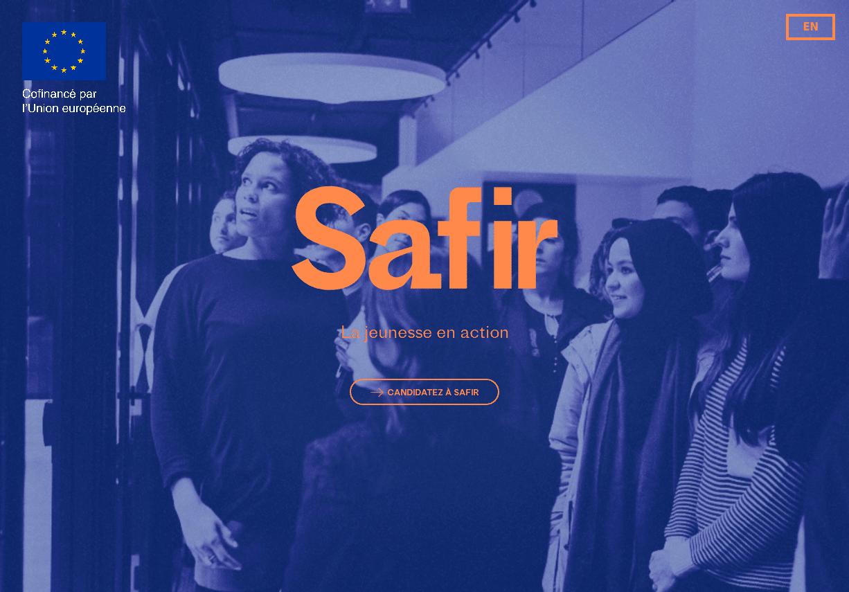 Le programme Safir ouvre deux appels à candidature !